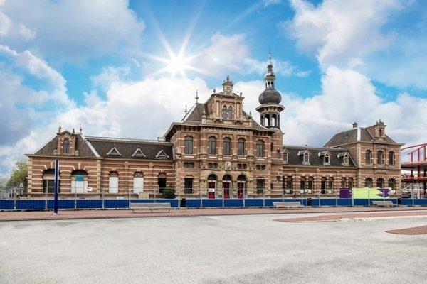 Verkocht: Treinstation Delft