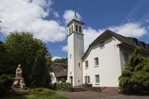 Verkocht: Klooster in Hilversum