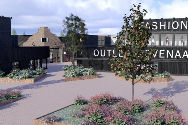 Te huur: Fashion Outlet Zevenaar